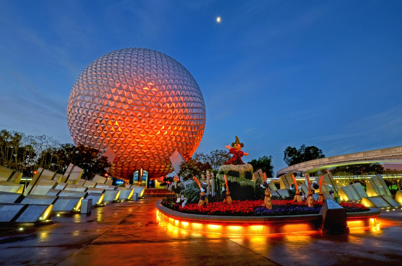 Orlando Transportation To Epcot S Food And Wine Festival